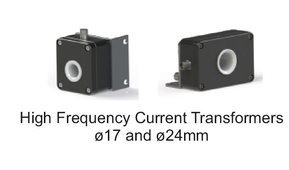 High frequency current transformer